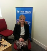 Delivering Fáilte Ireland webinar on Facebook Analytics